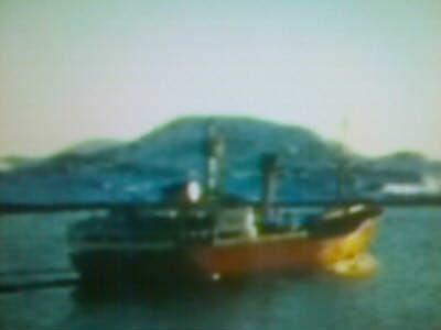 hvor sank titanic